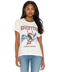 Daydreamer Led Zeppelin グラフィックtシャツ - マルチカラー