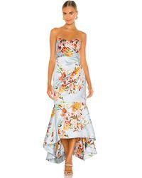Parker Black Selosia Dress - Mehrfarbig