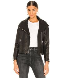 AllSaints Куртка Ellis В Цвете Черный