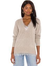 Brochu Walker Vee Looker セーター - マルチカラー