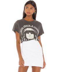 e7a91448a34e Gucci Elton John Printed Cotton-jersey T-shirt in White - Lyst