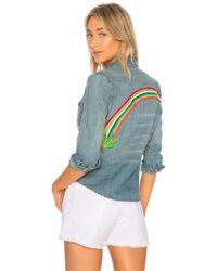 Pam & Gela - Embroidered Western Shirt - Lyst