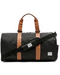 Herschel Supply Co. Novel Mid Volume Duffle Bag - Black