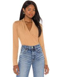 1.STATE Cozy セーター - ブラウン