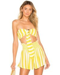 lovewave Milly Top - Yellow