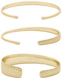 Kendra Scott Tiana Bracelet - Metallic