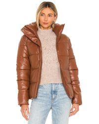 Unreal Fur - Куртка Major В Цвете Цвет Загара - Lyst