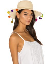 Mercedes Salazar - Tuti Fruiti Hat - Lyst
