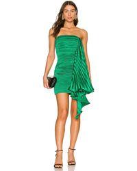 AMUR Kayleigh Dress - Grün