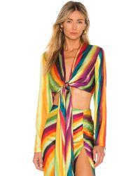 Ronny Kobo Avianna top - Multicolor