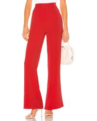 Lovers + Friends Lowell Pant - Rot