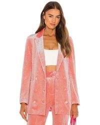 Alice McCALL Куртка Midnight Magic В Цвете Гуава - Розовый