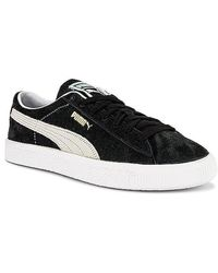 Puma Select Suede In Black. Size 10.5, 11, 11.5.