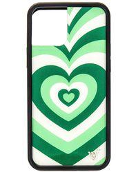Wildflower Funda iphone - Verde