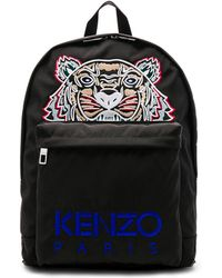 KENZO - Tiger Backpack - Lyst