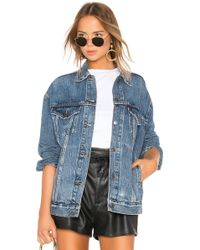 Levi's Baggy Trucker Jacket - Blue