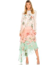 Hemant & Nandita - Almora Dress - Lyst