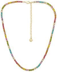 BaubleBar - Ожерелье Bennett В Цвете Мульти - Lyst