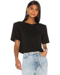 GRLFRND Beckham Tシャツ - ブラック