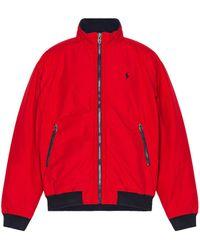 Polo Ralph Lauren Portage Jacket - Rot
