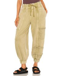 Free People X fp movement this feeling jogger - Verde