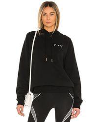 Off-White c/o Virgil Abloh - Худи Logo В Цвете Black & White - Lyst