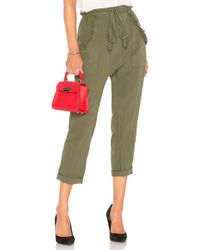 e7355c5598 Lyst - Linen Pants - Women s Designer Linen Pants