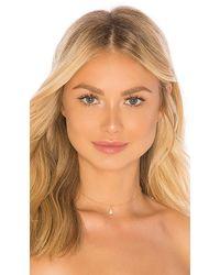 Natalie B. Jewelry - Odessa Drop Choker - Lyst