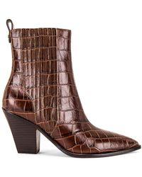 Veronica Beard Sanai 2 ブーツ - ブラウン