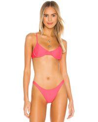 Ellejay Gigi Bikini Top - Multicolor