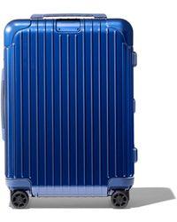 RIMOWA - Cabin リモワ エッセンシャル キャビン スーツケース ブルー - Lyst