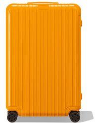 RIMOWA Check-in L リモワ エッセンシャル チェックイン L スーツケース マンゴ オレンジ - マルチカラー