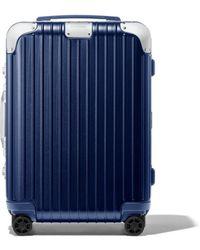 RIMOWA Hybrid Hybrid Cabin Koffer - Blau
