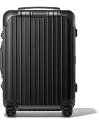 RIMOWA - Cabin リモワ ハイブリッド キャビン スーツケース ブラック - Lyst
