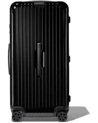 RIMOWA Trunk Plus リモワ エッセンシャル トランク プラス スーツケース ブラック