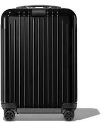 RIMOWA Essential Lite Cabin S Suitcase - Black