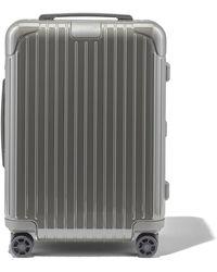 RIMOWA Essential Cabin Suitcase - Grey
