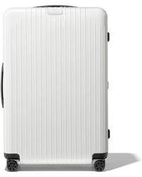 RIMOWA Essential Lite Cabin S Suitcase - White