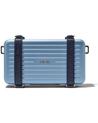 DIOR and RIMOWA Personal - Blue