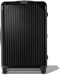 RIMOWA Essential Lite Check-in L Suitcase - Black
