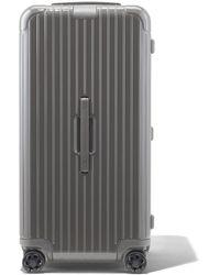 RIMOWA Essential Trunk Plus Suitcase - Grey