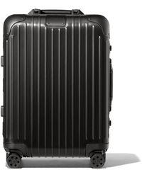 RIMOWA Original Cabin Suitcase - Black