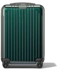 RIMOWA Cabin リモワ エッセンシャル ライト キャビン スーツケース グリーン