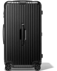 RIMOWA Essential Trunk Suitcase - Black