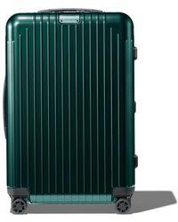 RIMOWA Essential Lite Check-in M Suitcase - Green