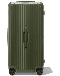 RIMOWA Essential Trunk Plus Valise - Vert