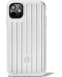 RIMOWA Aluminium Groove Case For Iphone 11 - Multicolour
