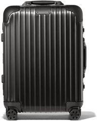 RIMOWA Trunk Plus リモワ オリジナル トランク プラス スーツケース ブラック