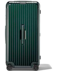 RIMOWA Trunk Plus リモワ エッセンシャル トランク プラス スーツケース グリーン