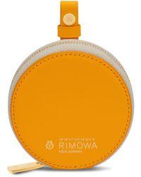 RIMOWA ラウンドミニポーチ リモワ Never Still バッグ - マルチカラー